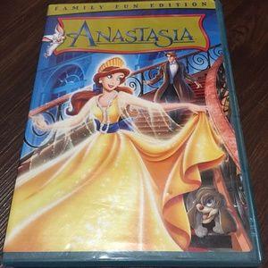 Anastasia DVD, 2006, 2-Disc Set Family Fun Edition